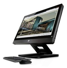 HP Z1 All-In-One PC System