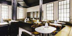 Atelier F - good for salad lunch, great summer terrace | Hamburg