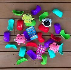 Air Dry, Ultra Light, Non-Toxic Clay for Kids with Accessories 60 Bags of Colored Air Dough Scentco Tools and Tutorial Videos//Educational DIY//Kids Gifts//Art Craft Set for Boys Girls