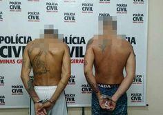 Polícia Civil prende foragidos da justiça no bairro João XXIII em Muriaé