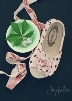 Oh my word... baby peep toe shoes! SO adorable