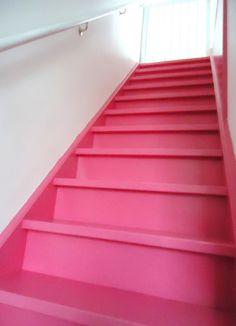 Pink! I would do this.