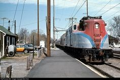 RailPictures.Net Photo: AMTK UNK Amtrak GG-1 at Aberdeen, Maryland by Bob Kise