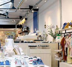 Smallable concept store Paris.