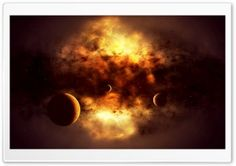 Birth Of A Star HD Wide Wallpaper for Widescreen