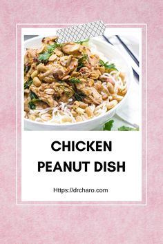 INGREDIENTS : 1.5 lbs chicken breast (2 skinless, boneless breasts) 1 cup coconut milk 1/2 cup crunchy peanut butter Crushed red pepper to taste 2 tablespoons lime juice 3 tablespoons soy sauce 2 tablespoons honey Cilantro and Peanuts to garnish Salt/Pepper #recipes #drcharo #hottiedetox #detox #lossweight #healthyrecipes #easytomakerecipes #recipes Juice 3, Lime Juice, Pepper Recipes, Crushed Red Pepper, Easy Food To Make, Soy Sauce, Coconut Milk, 1 Cup, Peanuts