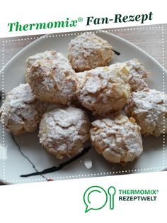 15 Min Plätzchen- Marzipanwölkchen von Ein Thermomix ® Rezept aus … 15 min cookie marzipan from A Thermomix ® recipe from the Baking Sweet category www.de, the Thermomix® Community. Easy Cookie Recipes, Cake Recipes, Dessert Recipes, Pumpkin Spice Cupcakes, Food Cakes, Cookie Dough, Italian Recipes, Crockpot Recipes, Easy Meals