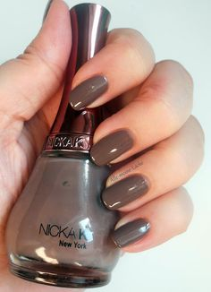 Alle meine Lacke: Nicka K New York