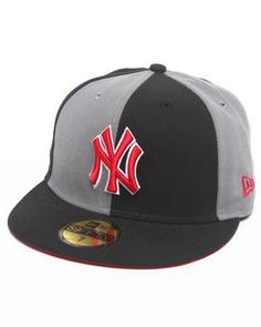 New Era   New York Yankees Team Wheeler 5950 Fitted Hat. Get it at DrJays.com