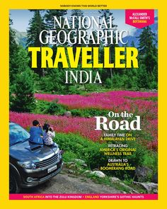 National Geographic Traveller India May 2016  Preview of the May 2016 issue of the Indian edition of National Geographic Traveller.