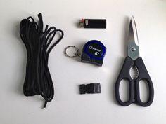 cobra paracord bracelet supplies | How To Make A Paracord Bracelet