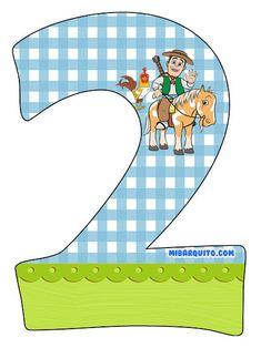 Numeros de La Granja de Zenon para descargar gratis | Mi Barquito Farm Animal Party, Farm Party, Farm Cake, Farm Birthday, Ideas Para Fiestas, Beach Mat, Diy And Crafts, Outdoor Blanket, Activities