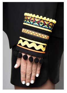 bless the mess Fashion Details, Diy Fashion, Fashion Outfits, Womens Fashion, Fashion Design, Pochette Diy, Petite Outfits, Diy Clothing, Sleeve Designs
