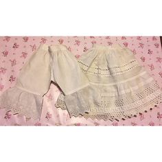 966f2df1194 93 Best Antique Petticoats and Bloomers for Dolls and Ladies images ...