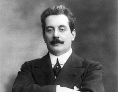 Giacomo Puccini (22/12/1858 - 29/11/1924)
