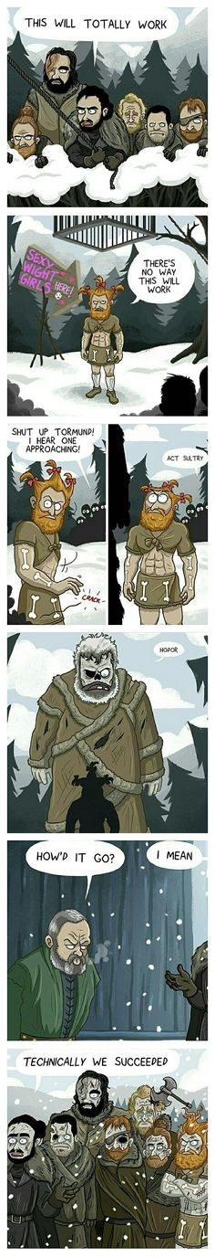 How to catch White Walkers #fanart #GameofThrones #gots7