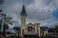 Gereja Maranatha, Ambon, Maluku