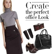 Create the perfect office look! Office Looks, Create, Polyvore, Image, Fashion, Moda, Fasion, Trendy Fashion, Office Attire