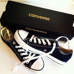 Classic Black Converses http://www.converse.com/regular/chuck-taylor-classic-colors/MP_51.html?dwvar_MP__51_color=optical%20white&dwvar_MP__51_size=115