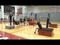 Convert Your Opponent's Serve into First Ball Side Outs! - YouTube