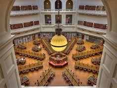 State Library by Lynden    Location: Melbourne, Australia