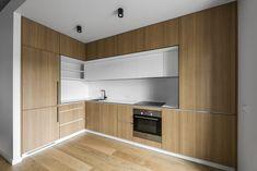 baldai-zalgirio-g-originalus-dydis-6 Kitchen Room Design, Modern Kitchen Cabinets, Kitchen Sets, Home Decor Kitchen, Kitchen Furniture, Kitchen Interior, Minimal Kitchen, Brown Kitchens, Contemporary Kitchen Design