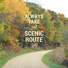 Always take the scenic route (especially for fall colors) | Iowa DNR