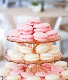 Juneberry Lane: Tutorial Tuesday: French Macarons . . .