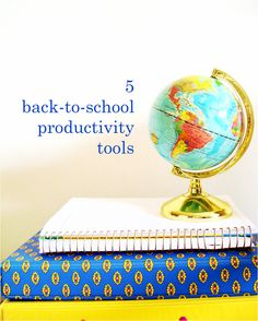 Techode& Pie: 5 back-to-school productivity tools #backToSchool #productivity