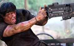 Sylvester Stallone stars in Rambo Best Action Movies, Great Movies, New Movies, Movies To Watch, Movies And Tv Shows, Sylvester Stallone Rambo, 2 Movie, Movie Photo, Rambo V