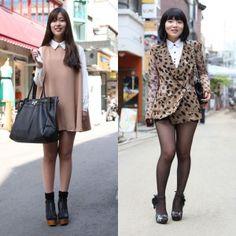 International Street Style: South Korea Loves Statement Bags