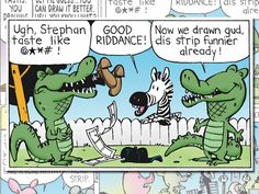 Bill Watterson Pearls Before Swine | Calvin and Hobbes' cartoonist returns to the funny pages