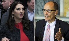GOP calls Tom Perez's statement that Trump didn't win the election 'dangerous' and 'unhinged'