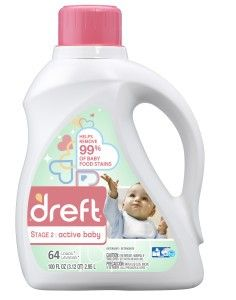 Save $2.00 on Dreft® Active, plus check out 22 more coupons for Laundry Detergent!