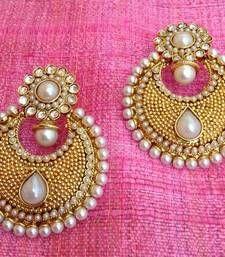 c30312f11 Danglers Online Shopping | Buy Drops Earrings Jewelry Designs. Bollywood  JewelryBlue ...