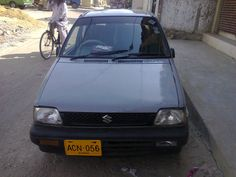 Suzuki Mehran for Sale in Karachi, Pakistan - 3347