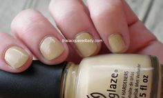 China Glaze Kalahari Kiss! Click through for review.