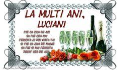 La mulți ani și multă sănătate Lucian! - Felicitari de zi de nastere pentru Lucian - mesajeurarifelicitari.com Google, Maine