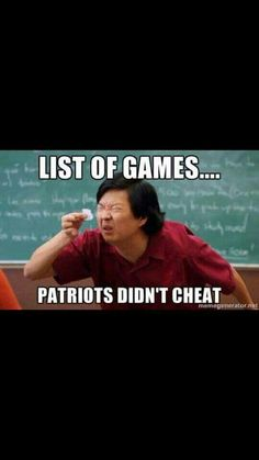 Find every possible advantage short of a rulebook infraction. Where is that line, Bill ? You just seem to create a new one, when needed. Funny Football Memes, Funny Nfl, Basketball Memes, Funny Sports Memes, Nfl Memes, Sports Humor, Hilarious, Golf Humor, American Football Memes