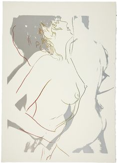 Love (See F. & S. II.310) | Andy Warhol, Love (See F. & S. II.310) (1983)