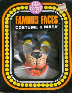 Ben Cooper Tom and Jerry Costume & Mask