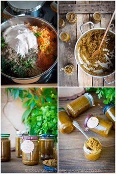 Palak Paneer, Detox, Veggies, Food And Drink, Pasta, Dinner, Ethnic Recipes, Jars, Fit