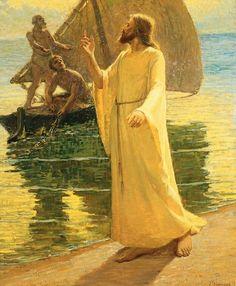 Faith - Jesus Christ, Fisher of Men