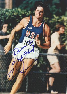 Bruce Jenner, Athlete