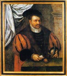 Das Portrait von Herzog Ulrich