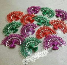 Needle Lace, Diy And Crafts, Crochet, Floral, Flowers, Chrochet, Florals, Florals, Crocheting