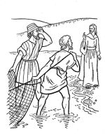 New Testament coloring pages-always check for scriptural accuracy. :)