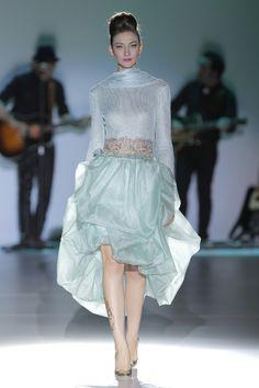 Vestidos de fiesta de Isabel Zapardiez {Colección 2014}  #weddingguest #vestidodefiesta #vestidosinvitadas #tendenciasdebodas