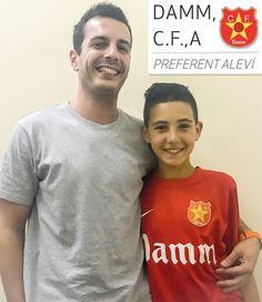 Súper feliz por entrar en el Alevín A del C.F. DAMM, por reencontrarme con buenos amigos, con un equipazo y ante todo por estar a las órdenes de un grande: Mario García.  Gracias por confiar en mí y darme esta oportunidad. VAMOSSSS DAMM!!! 💪🏻💪🏻💪🏻  #IvanLamuela #cfdamm #nike #rcde #Rcdespanyol #futbolcat #futbol #futbolista #soccer #joma #JomaSport #FutbolBase #Alevin #AlevinB #Alevines #futbolalevin