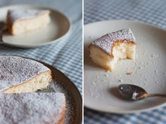Artusi's Torta Margherita: 3 simple ingredients >> This classic Italian cake is one of those things that every cook should have up his or her sleeve, especially when it's Pellegrino Artusi's recipe, a 120 year old recipe that is yeast-free, gluten-free and dairy-free, even without meaning to be.